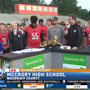 Daybreak Kickoff: McCrory High School