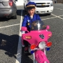 'Highway-patrolling' 7-year-old on a roll with Harford County Sheriff's Office