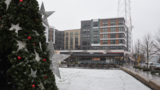 Photo Gallery: Saturday Snow in the DMV