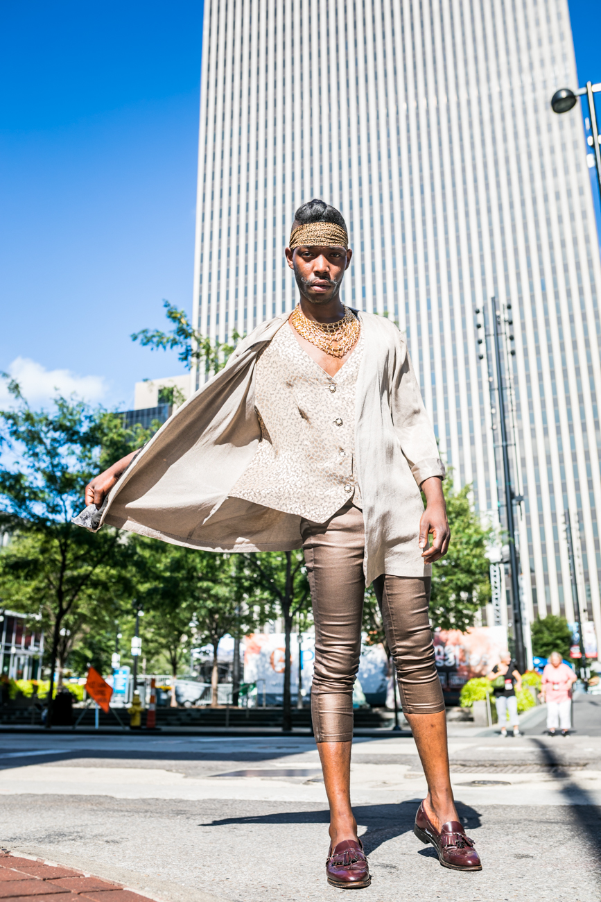 Fashion Spotlight: Jermey White / Image: Amy Elisabeth Spasoff // Published: 9.5.18
