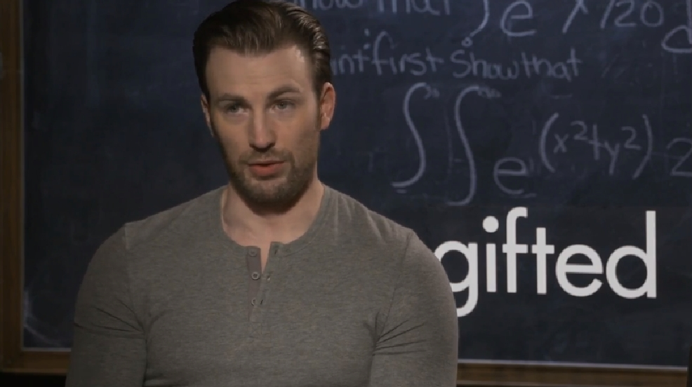 Chris Evans talks Captain America and his love for indie films
