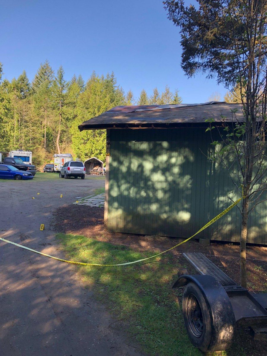 { }Detectives are investigating a suspected homicide after a 48-year-old man was found dead at a house in Port Orchard, according to the Kitsap County Sheriff's Office. (Photo courtesy Kitsap County Sheriff's Office){ }