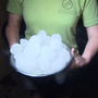 Giant hailstones shatter Dallas area windows, no one hurt