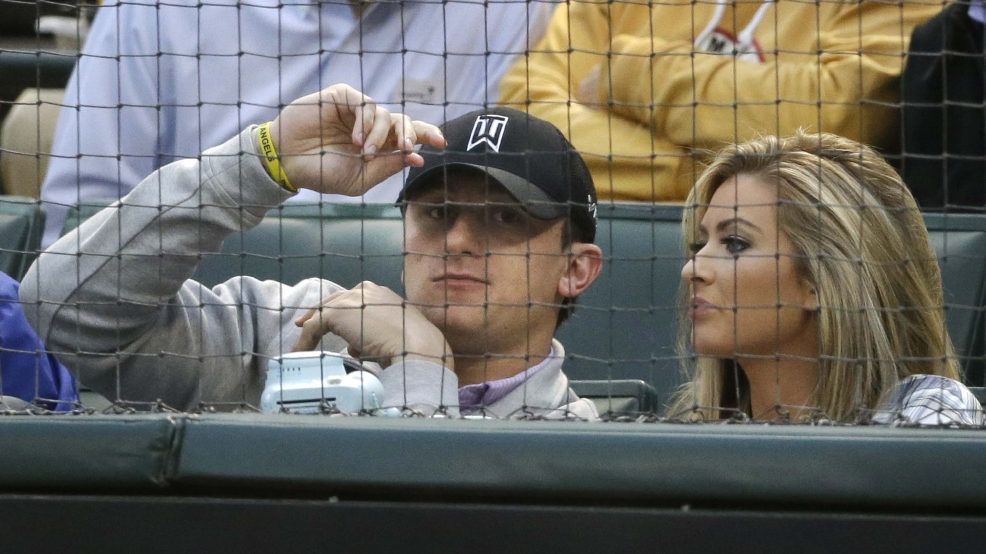 Manziel's ex-girlfriend says she lost some hearing in attack