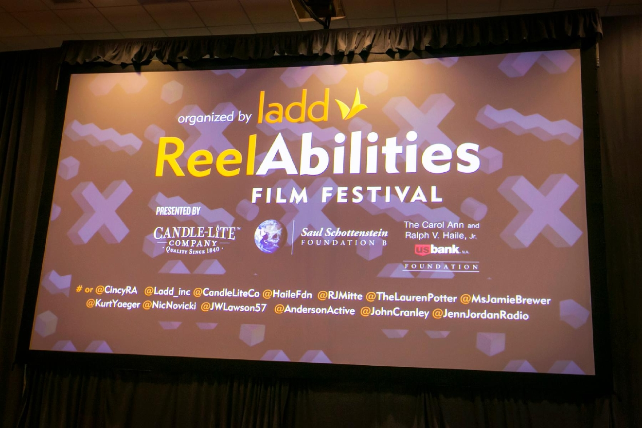 "The 2017 Reelabilities Film Festival kicked off on Thursday, March 9 with a luncheon featuring keynote speaker RJ Mitte (of ""Breaking Bad"") fame at the Convention Center. The festival continues through the weekend. / Image: Mike Bresnen Photography // Published: 3.10.17"