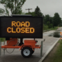 Flooding closes roads in Bay, Isabella, Midland and Saginaw counties