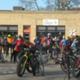 Cranksgiving ride stocks up food for families in need