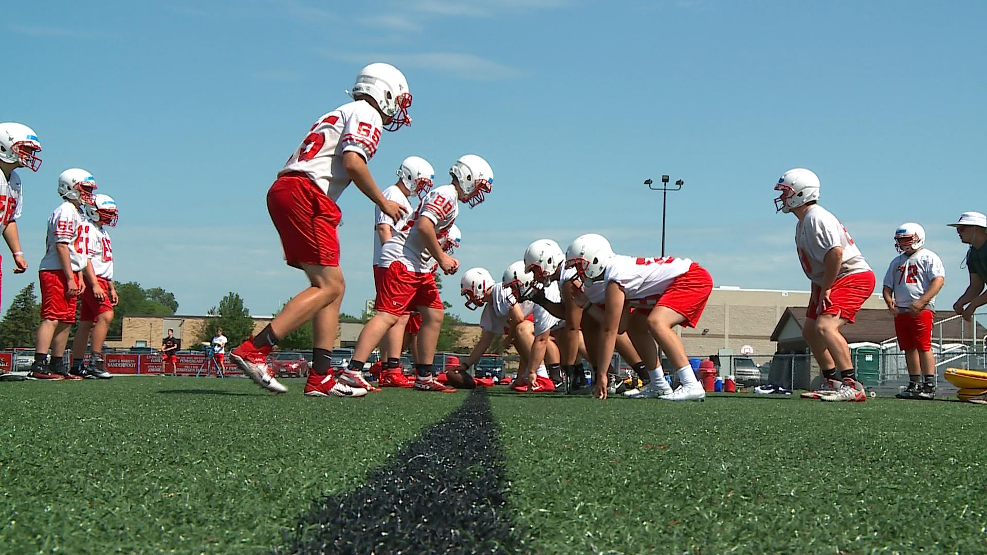 Kimberly enters this season coming off a loss in last year's Division 1 state title game. (WLUK)
