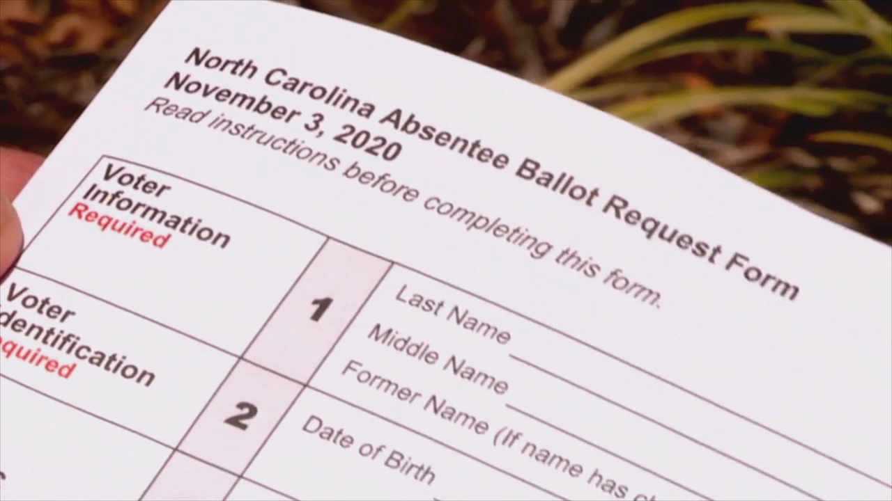 The director of the state Board of Elections predicts election night in North Carolina should go smoothly because the majority of voters are voting early. (Photo credit: WLOS staff)