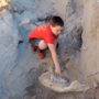 On the Bright Side: Boy, 10, trips over 1.2 million-year-old fossil in desert
