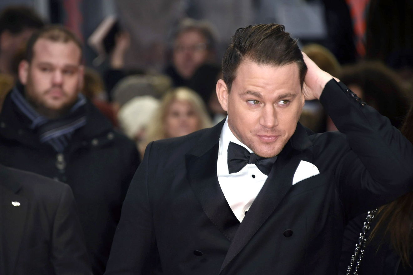 The 66th annual International Berlin Film Festival (Berlinale) - Opening Gala  Featuring: Channing Tatum Where: Berlin, Berlin, Germany When: 11 Feb 2016 Credit: Frederic/Future Image/WENN.com  **Not available for publication in Germany, Poland, Russia, Hungary, Slovenia, Czech Republic, Serbia, Croatia, Slovakia**