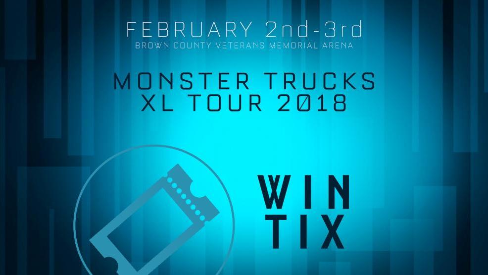Monster Trucks XL Tour 2018 Contest