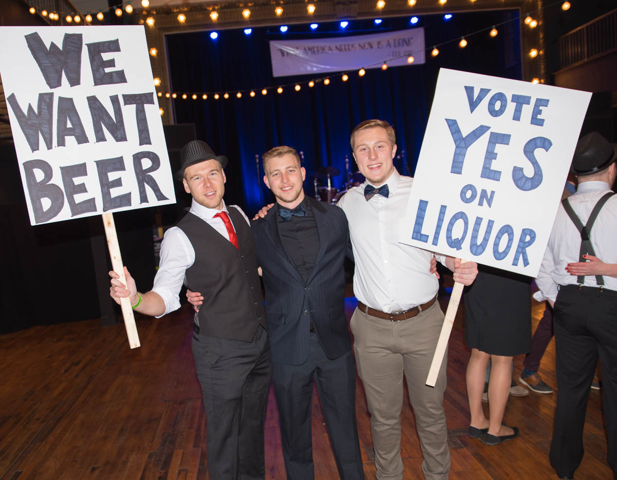 Vincent Wiley, Evan Burgei, and Evan Gannon / Image: Sherry Lachelle Photography