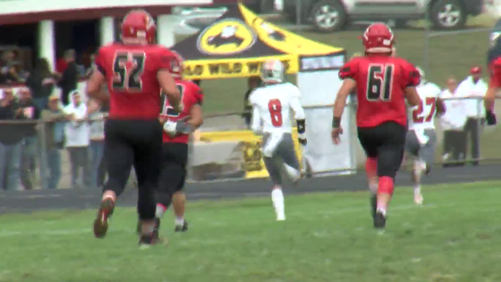 10.12.19 Highlights - St. Clairsville vs Bellaire