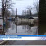 Flood water receding in Branch County