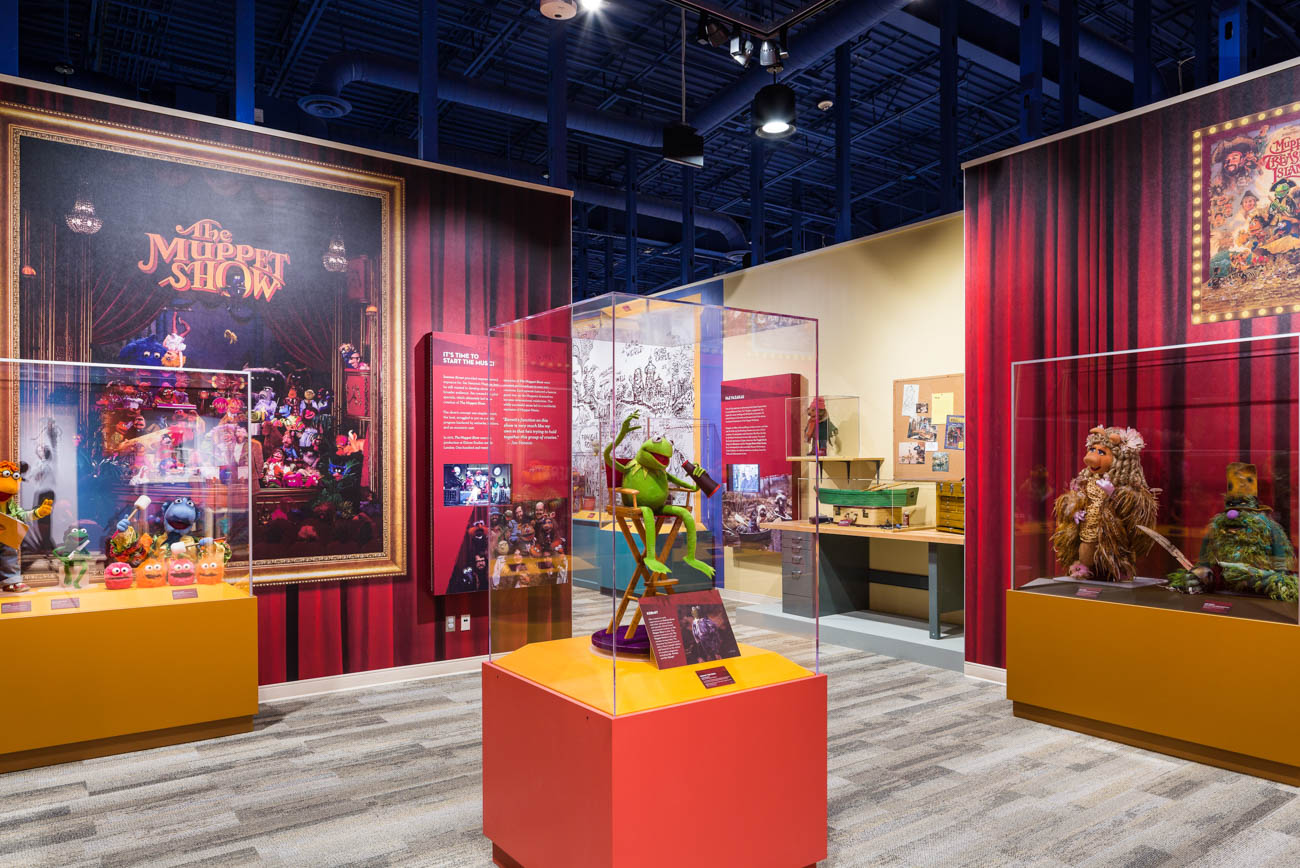 The Center for Puppetry Arts is considered the largest establishments dedicated to the art of puppetry. The Muppet Area is very popular. ADDRESS: 1404 Spring Street NW, Atlanta, GA (30309) / Image courtesy of the Center for Puppetry Arts // Published: 4.3.19
