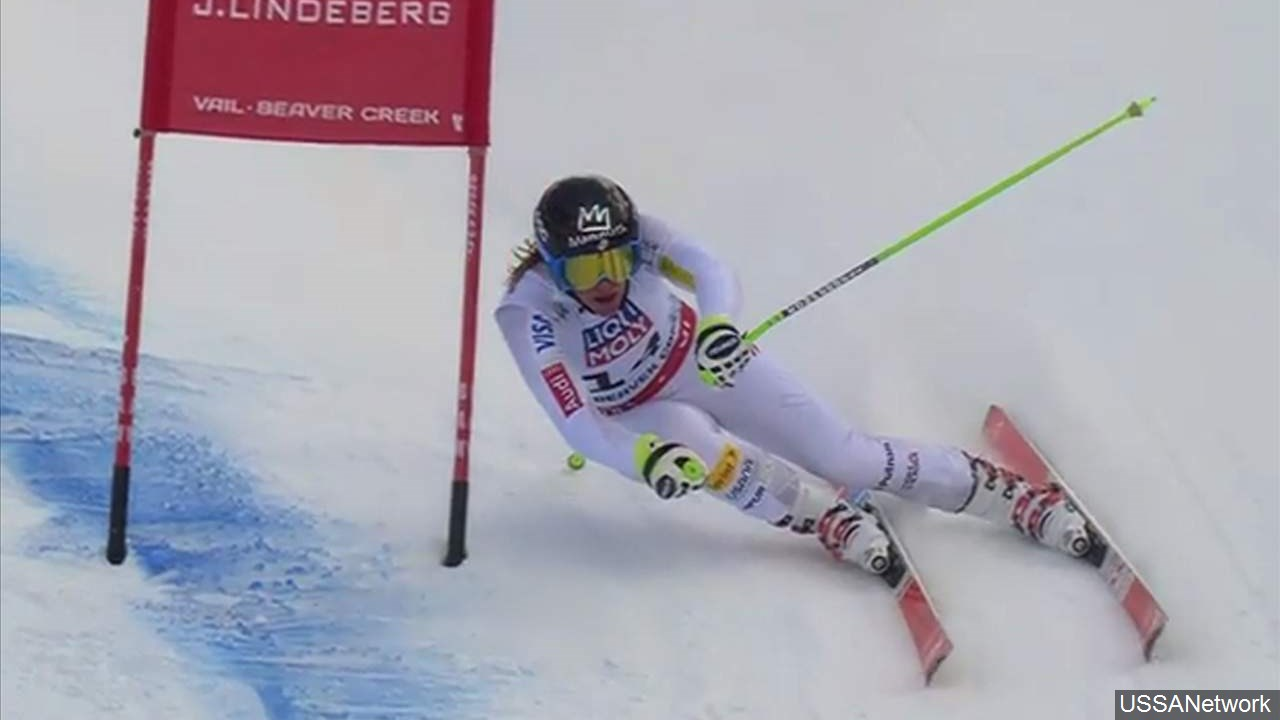 Stacey Cook takes 13th Place at the 2015 FIS Alpine World Ski Championships - Super G, Photo Date: 2/3/15 (Photo: USSANetwork)