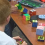 Rubik's Cubes not hard to solve for Cozad pre-teen