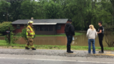 Flooding collapses foundation, causes gas line rupture at Berrien Co. home