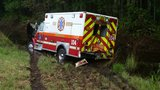 I-95 ambulance wreck near Walterboro puts 4 in hospital, including two Colleton paramedics