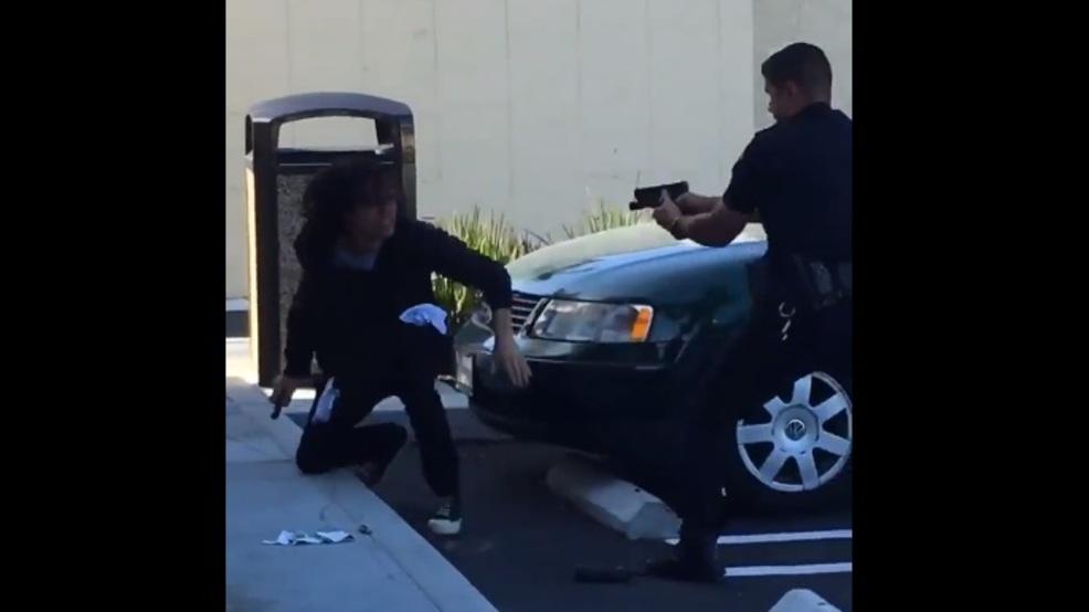 Video Shows Huntington Beach Calif Officer Involved In Suspect - Car show huntington beach