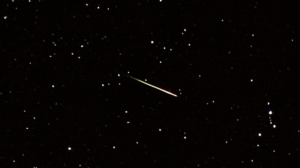 Taurid meteor shower brings fewer shooting stars, but some could be fireballs