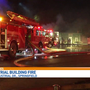 Early morning fire damages a Springfield business