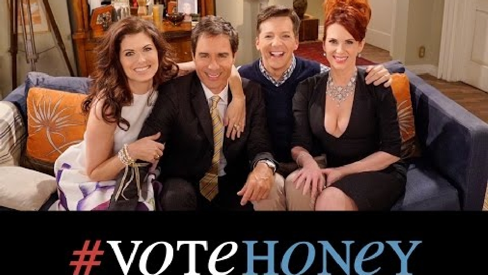WATCH: 'Will & Grace' cast reunite for politically charged mini-episode