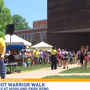 Wilmot Warrior Walk helps benefit fight against cancer