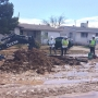 Crews repair water main break in northeast El Paso
