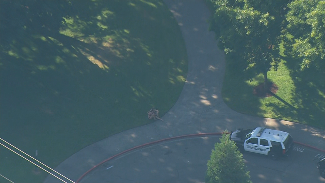 Firefighters were called to Lake Meridian Park Friday evening after reports of a possible drowning.  They pulled a teen boy from nine feet under the water and were able to get a pulse. He was taken to a nearby hospital. No word on his condition. (Photo: KOMO News/Air 4)