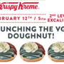 Krispy Kreme launching Vegas Golden Knights doughnut