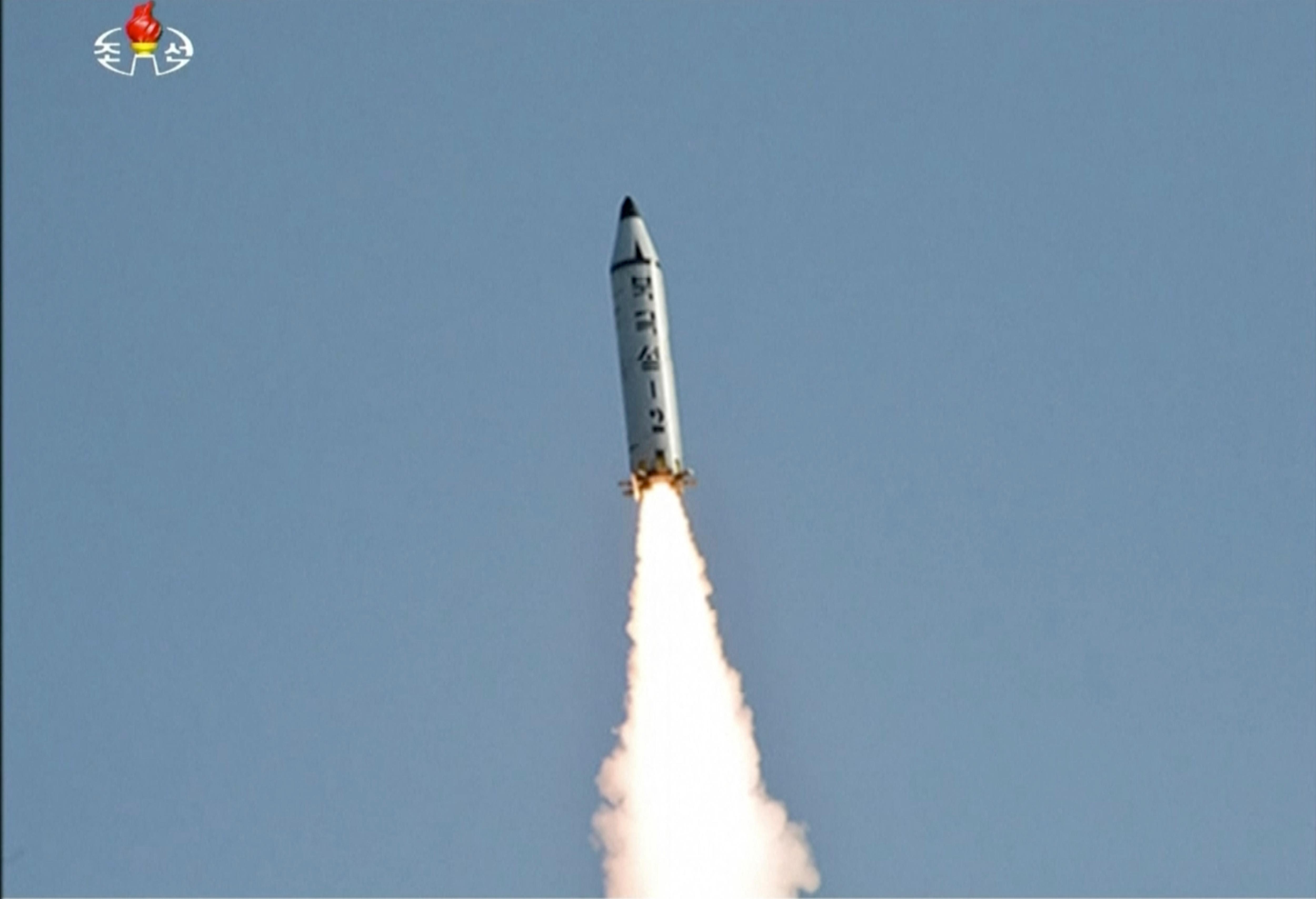 South Korea: North Korea fires several short-range ...