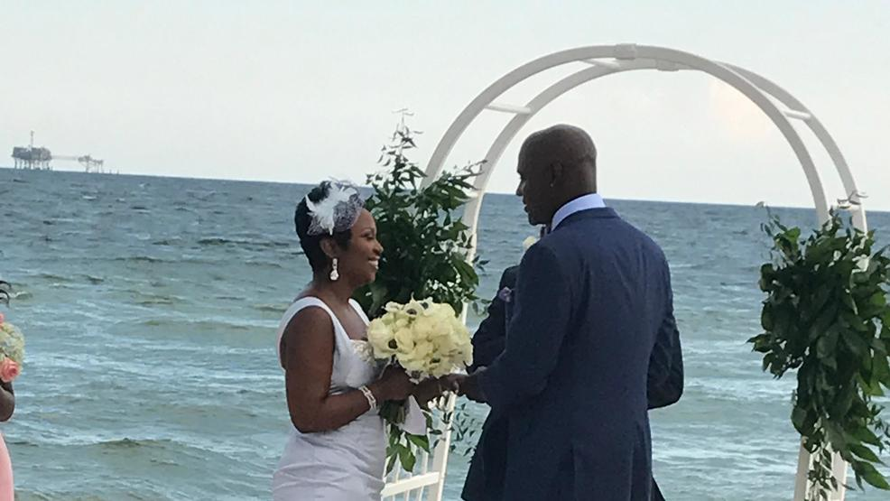 NBC 15's Kym Thurman ties the knot | WJTC