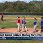 3rd annual Boots vs. Badges game raises money for child