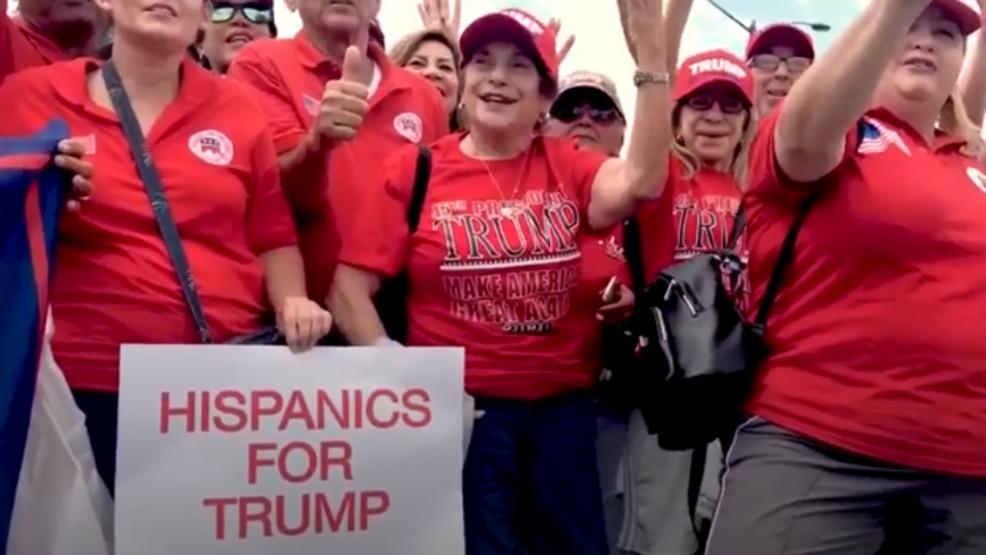 Image result for Hispanics for Trump