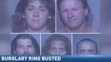 Baldwin County Deputies make multiple arrests in multi-county burglary ring