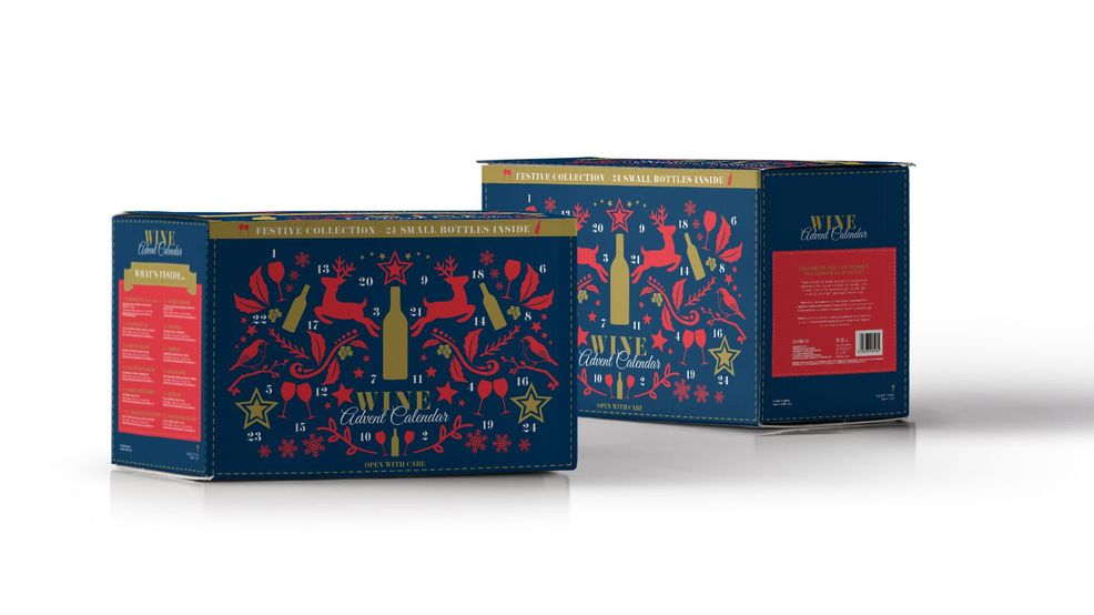 Aldi Debuting Wine Cheese Advent Calendars For Christmas WSET