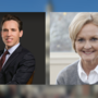 McCaskill reacts ahead of Trump's campaigning for Hawley