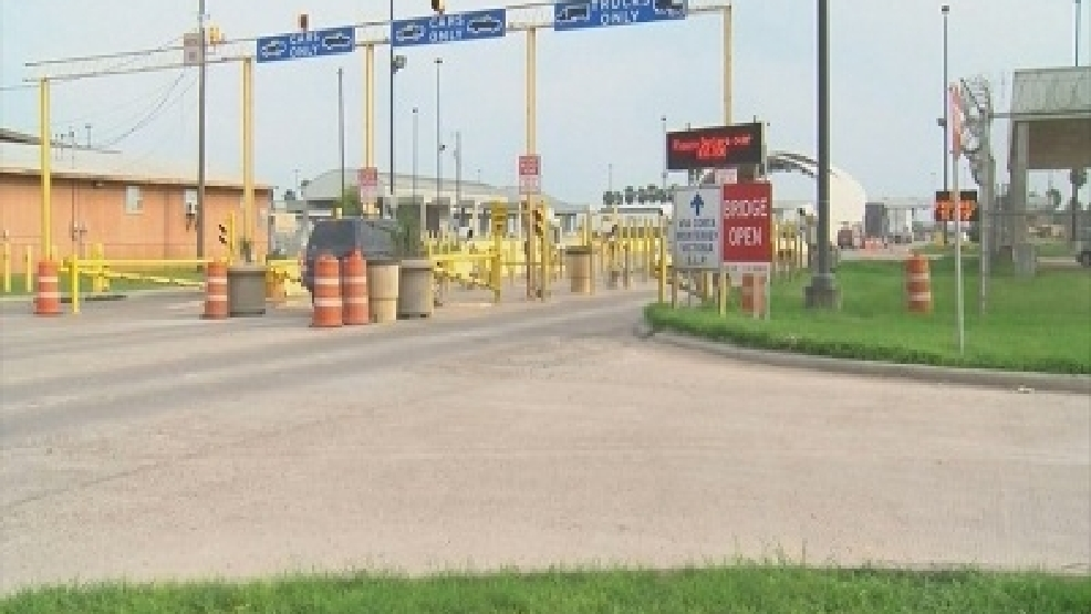 Construction to begin at Anzalduas International Bridge   KGBT