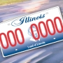 Production of Universal License Plate in Illinois Stalled