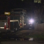 Kent four-plex gutted by early morning blaze