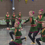 Stepper-ettes twirl across the pond for St. Patrick's Day