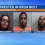Update: Suspects identified following drug bust in Follansbee