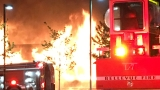 3-alarm fire damages 9 businesses in Bellevue