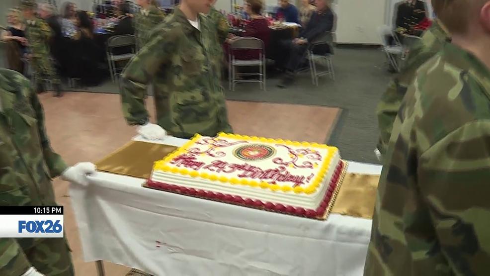 Us Marine Corps Birthday Celebration In Fresno Kmph