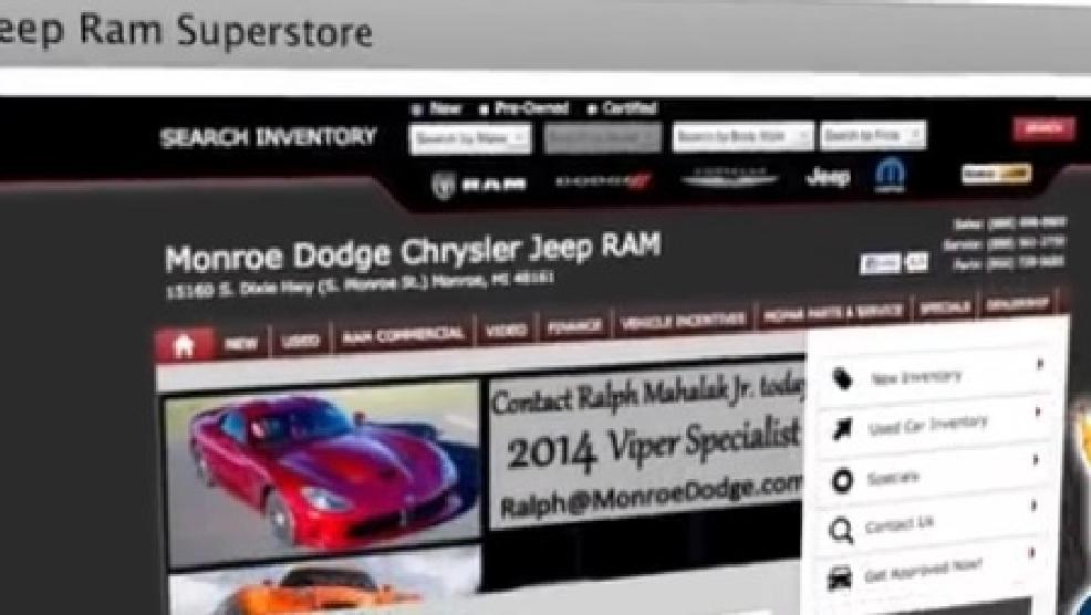 jeep monroe dodge sold anniversary superstore buckeye viper edition ram dealer chrysler new models limited evoraen