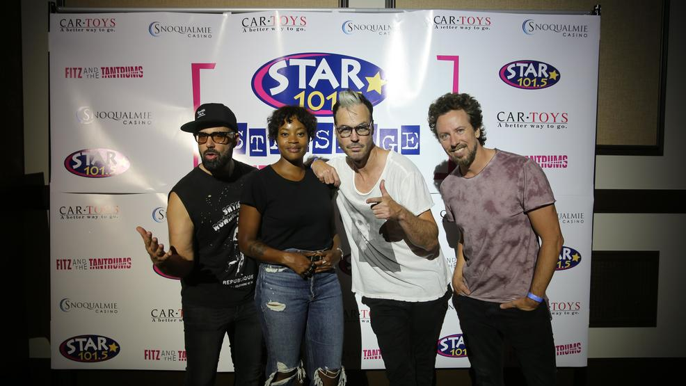 Presented by Car Toys: Our STAR Stage with Fitz and The Tantrums at Snoqualmie Casino
