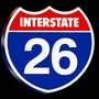 Several vehicles struck by items thrown from overpass on I-26, LCSD investigates