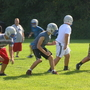 Football practices begin for Lombardi Middle School